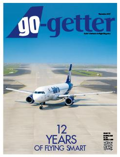 Go getter coverpage