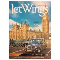 Media thumb jet wings cover